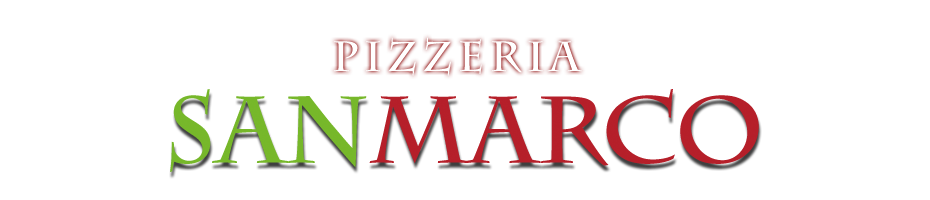 Pizza – Lieferservice – Restaurant San Marco Zeven
